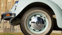 Volkswagen Mexico-Käfer, Rad, Felge