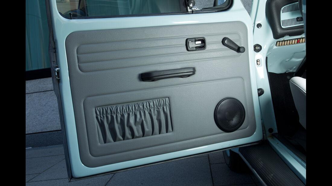 Volkswagen Mexico-Käfer, Seitentür, Verkleidung