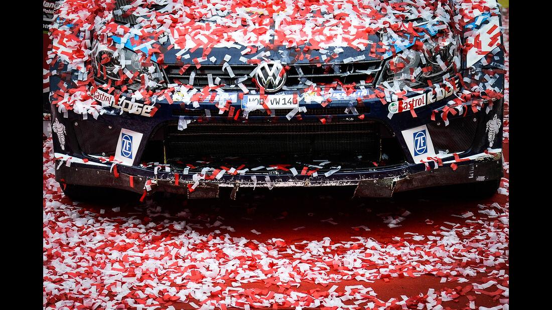 Volkswagen Polo WRC - Rallye Polen 2016