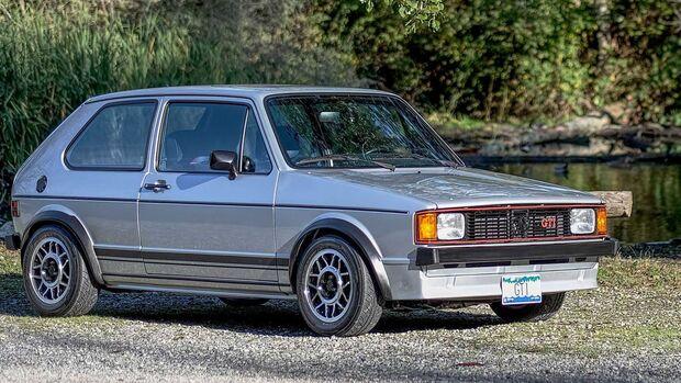 Volkswagen Rabbit GTI (1983)