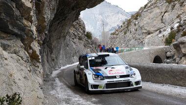 Volkswagen - Rallye Monte Carlo 2013