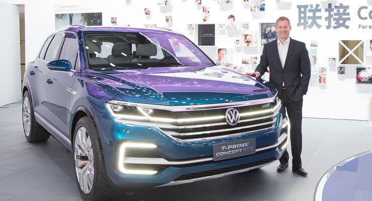 Volkswagen T-Prime Concept GTE