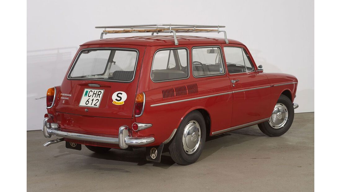 Volkswagen Typ 3 1500 Variant (1965)