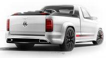 VolkswagenWörthersee Amarok V6 TDI