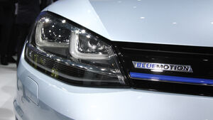Volkwagen Golf, VW Konzernabend, Autosalon Paris 2012
