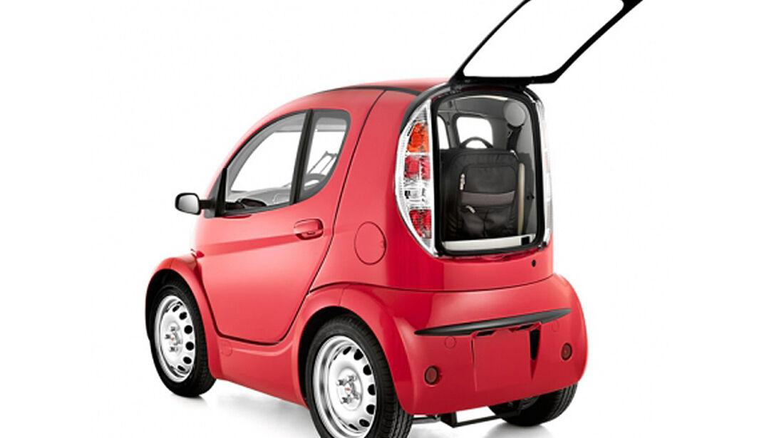 Volpe Elektroauto