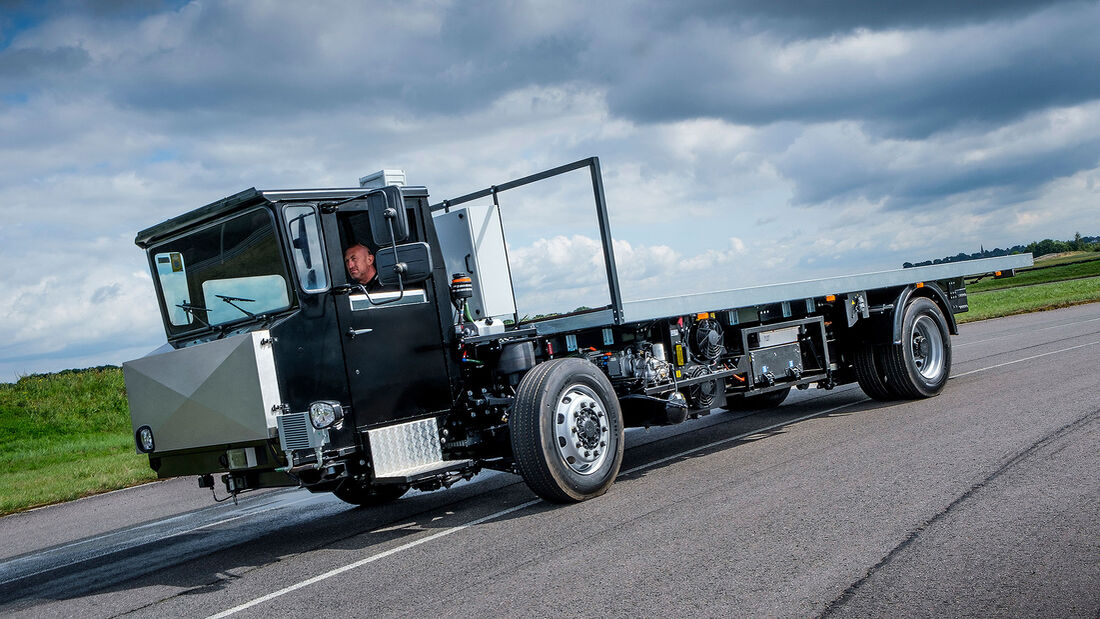 Volta Trucks Elektrofahrgestell