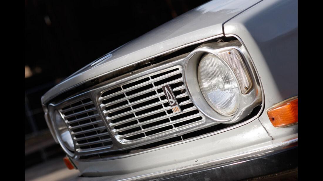 Volvo 144, Kühlergrill