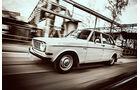 Volvo 144 de Luxe, Seitenansicht