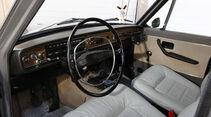 Volvo 164, Detail, Fahrersitz, Lenkrad