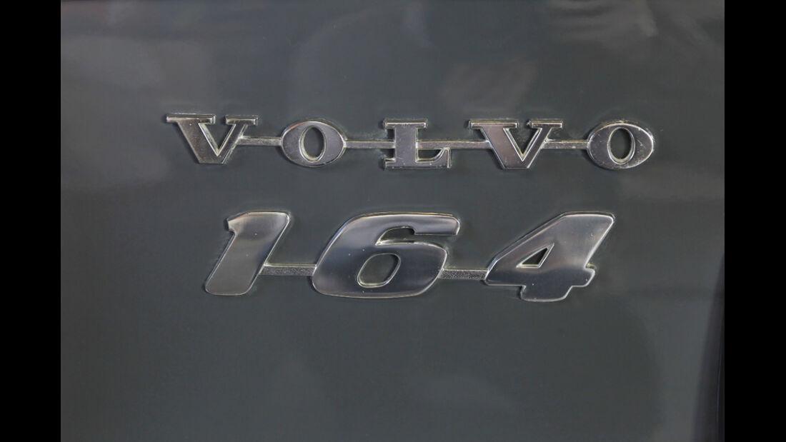 Volvo 164, Detail, Schriftzug, Emblem