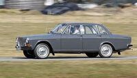 Volvo 164, Fahrt, Seitenansicht