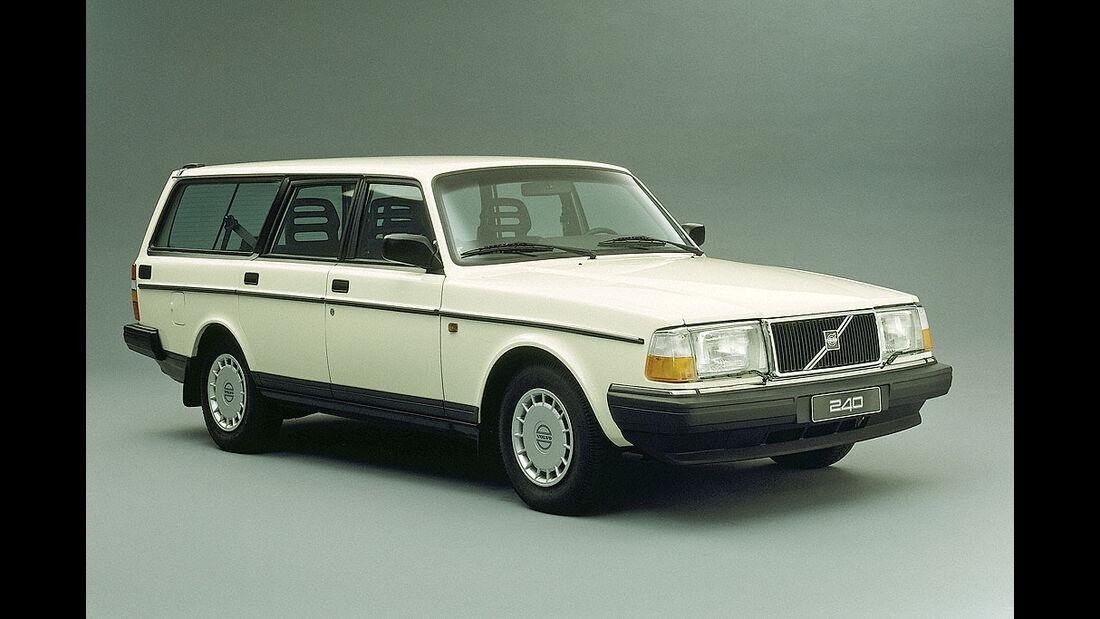 Volvo, 240, 1992