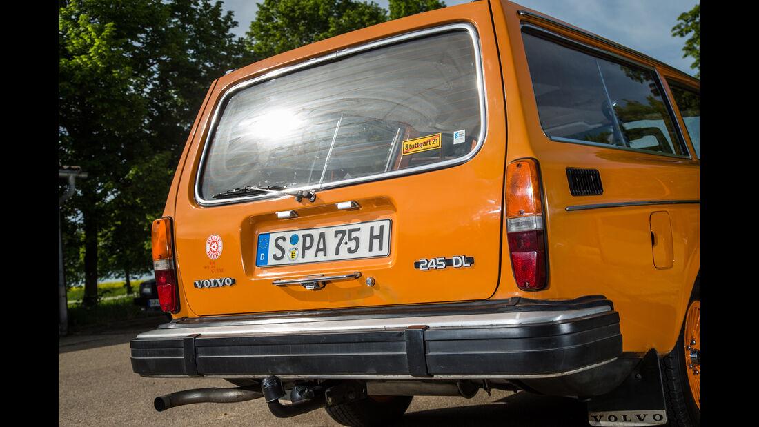Volvo 240/242/244/245, Heckscheibe