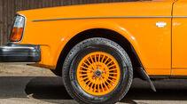 Volvo 240/242/244/245, Rad, Felge