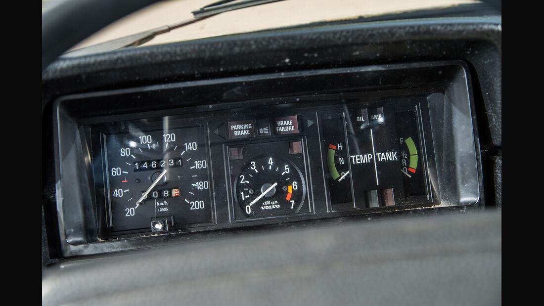 Volvo 240/242/244/245, Rundinstrumente