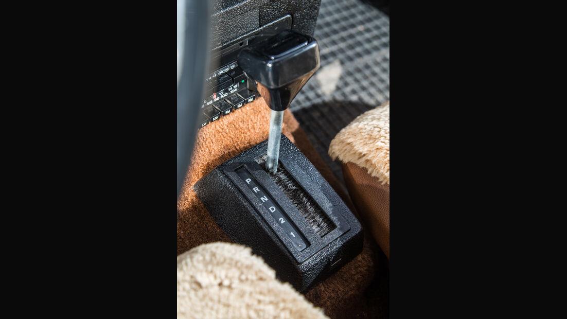Volvo 240/242/244/245, Schalthebel