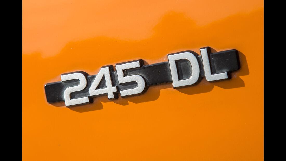 Volvo 240/242/244/245, Typenbezeichnung