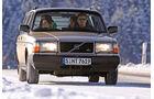 Volvo 240 Kombi, Frontansicht