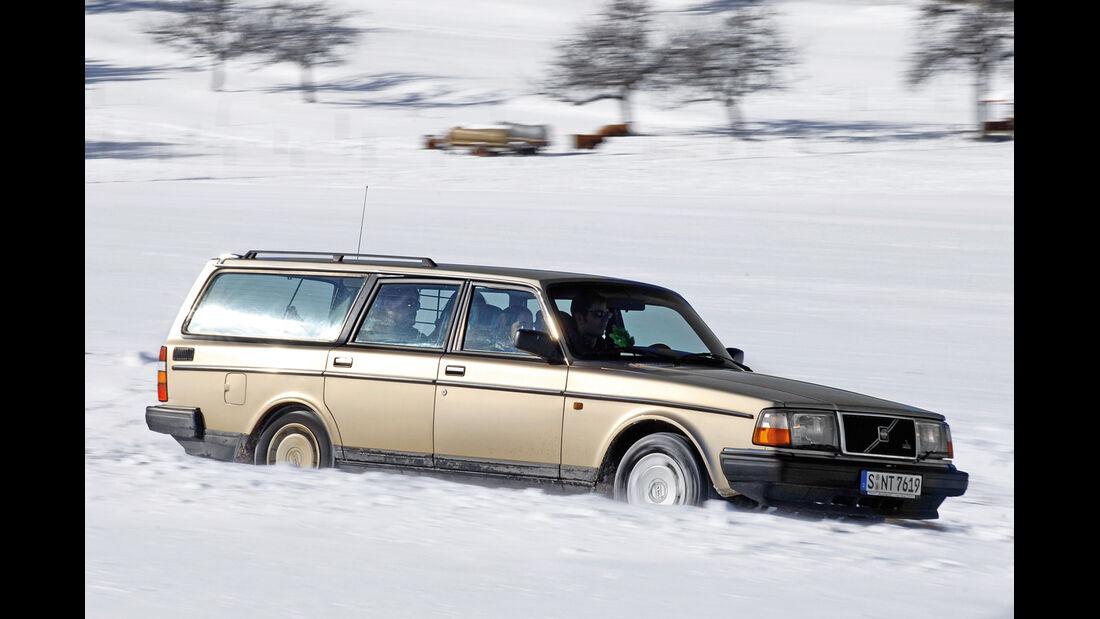 Volvo 240 Kombi, Seitenansicht