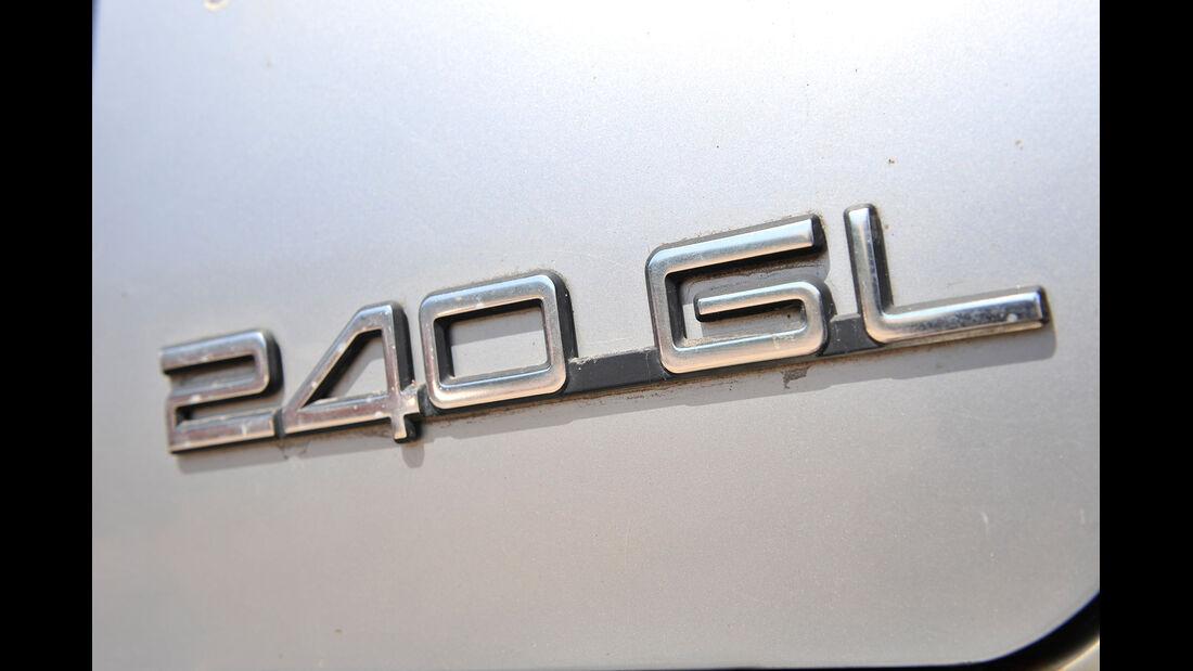 Volvo 240, Typenbezeichnung