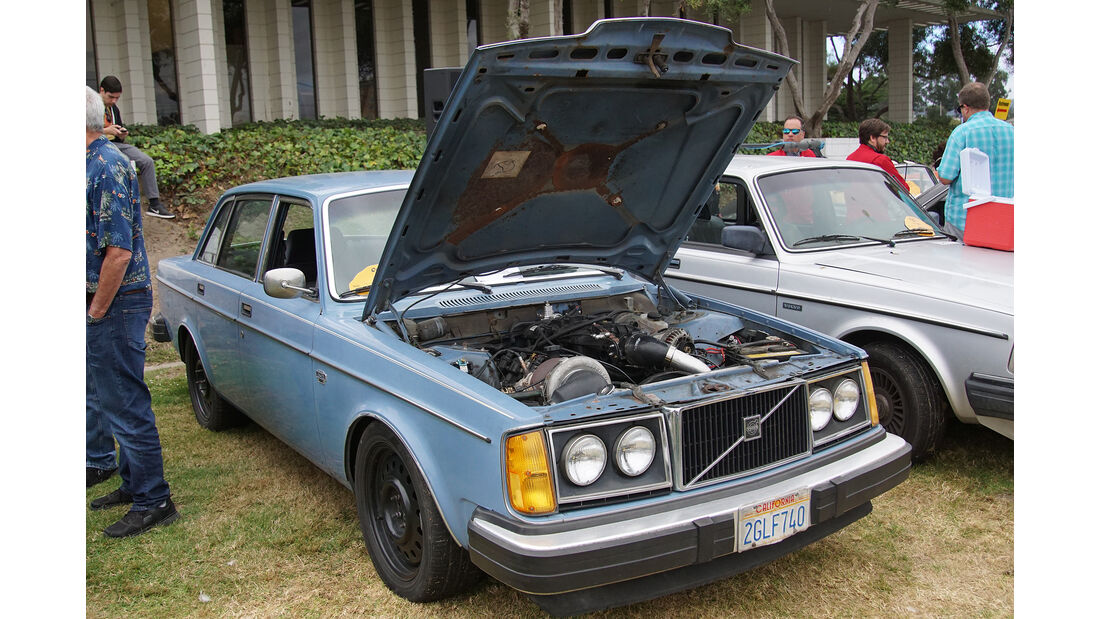 Volvo 244 1979