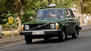 Volvo 244 Taxi