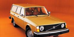 Volvo 245 Kombi, Baujahr 1975