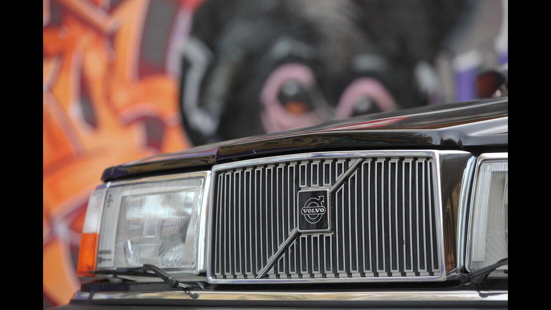 Volvo 262C Bertone 1981 Grill