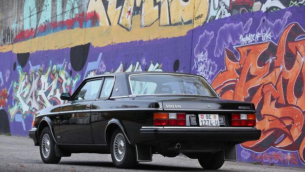 Volvo 262C Bertone 1981 Heck David Bowie