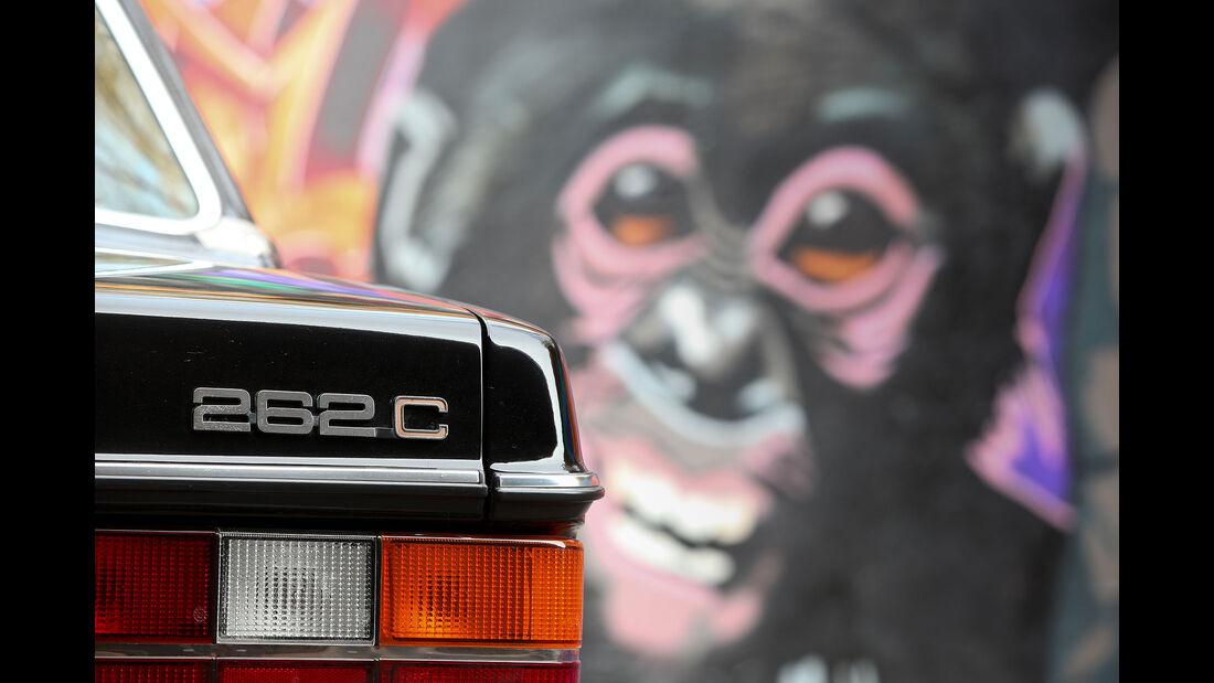 Volvo 262C Bertone 1981 Logo