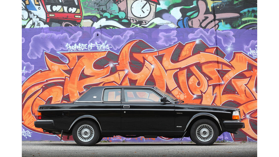 Volvo 262C Bertone 1981 Seite David Bowie