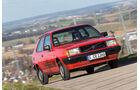 Volvo 343L, Frontansicht