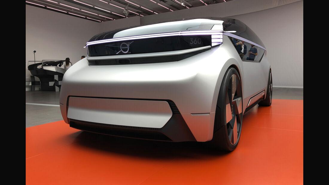 Volvo 360c Concept Autonom