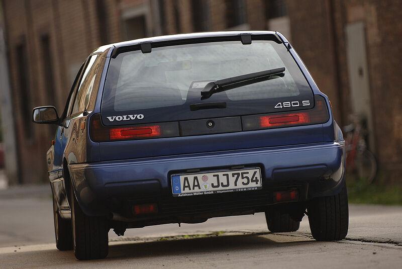 Volvo 480 S