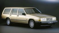 Volvo 740 GL, 1991