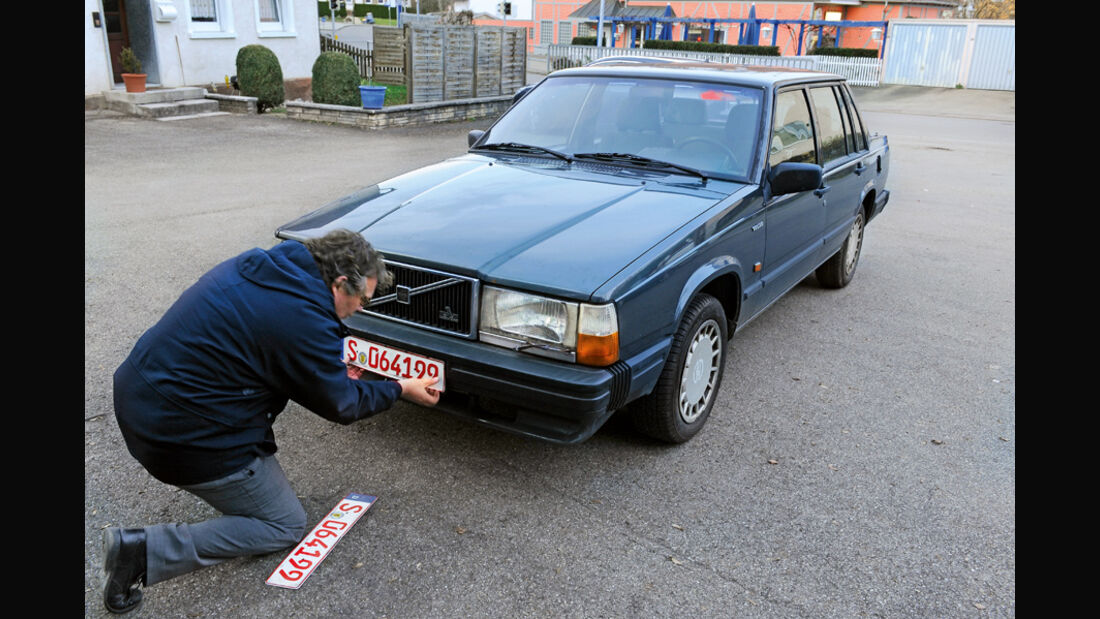 Volvo 740 GL, B 230 F