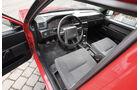 Volvo 740 Kombi, Cockpit, Lenkrad