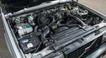 Volvo 740, Motor