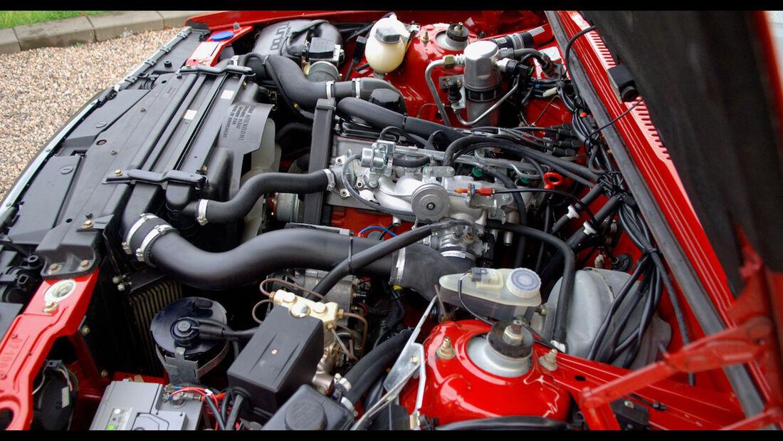 Volvo 740 Turbo+ (1990)