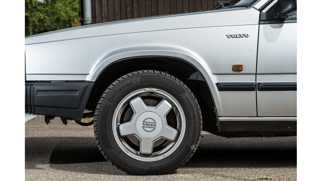Volvo 740 Turbo Intercooler, Rad, Felge