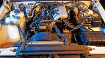 Volvo 740 und 760 Benziner, Motor