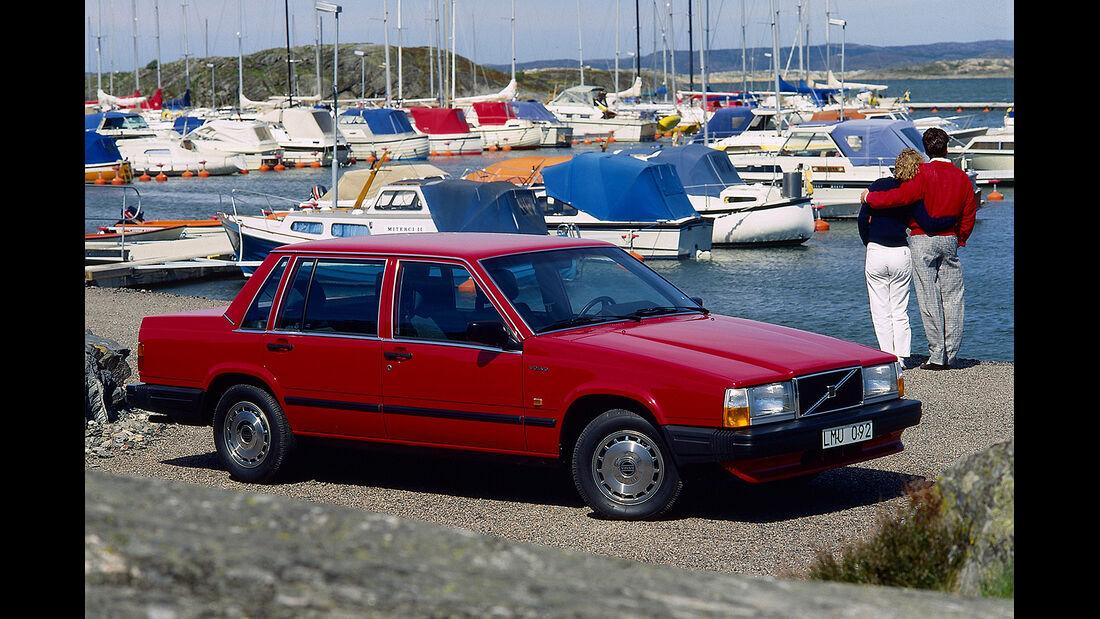 Volvo 740 von 1984