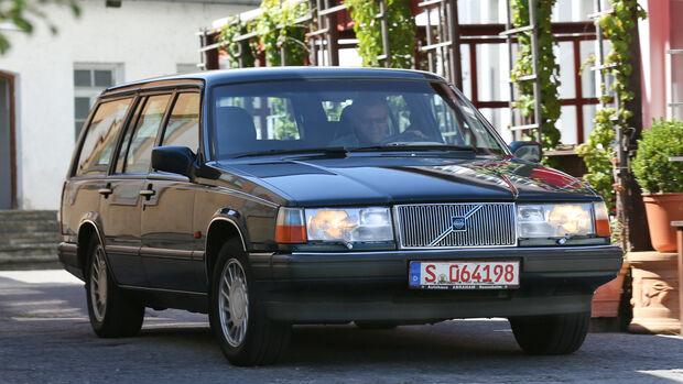 Volvo 760/960, S90, V90, yt0614, Frontansicht