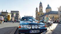 Volvo 760 GLE, Broder, Motorhaube