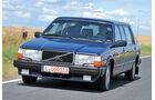 Volvo 760 GLE, Frontansicht