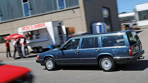 Volvo 760 GLE Turbodiesel, D 24 TIC