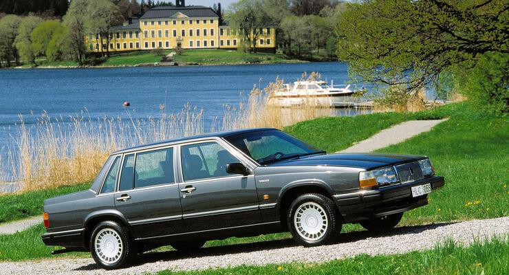 Volvo 760 GLE