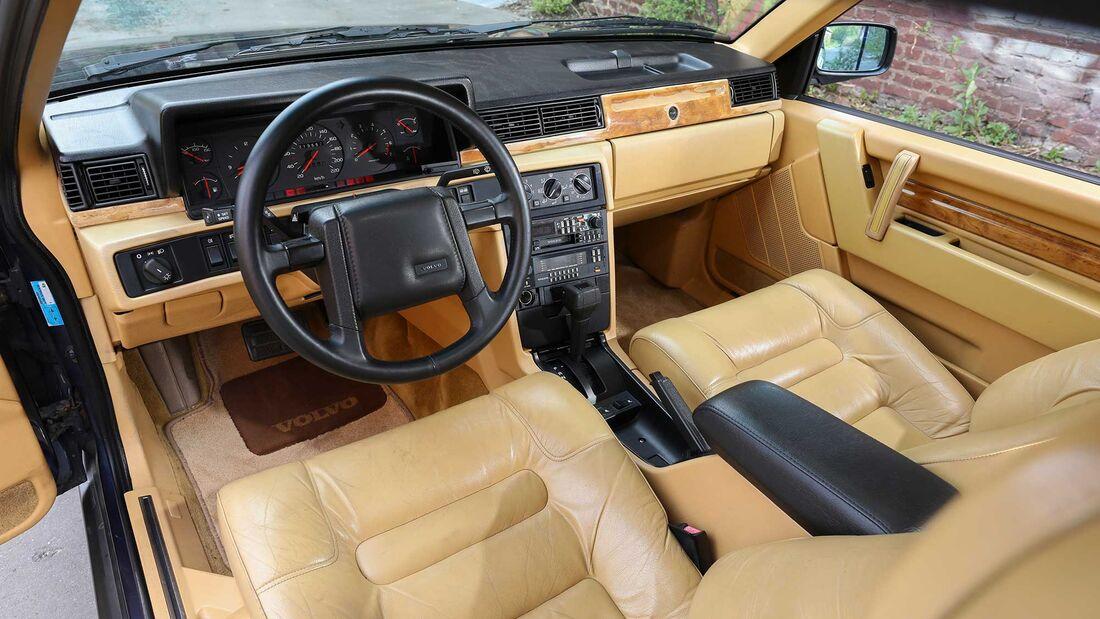 Volvo 780 Bertone Coupé