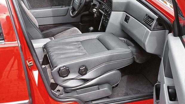 Volvo 850 2.5 20V Kombi, Sitz, Umklappen